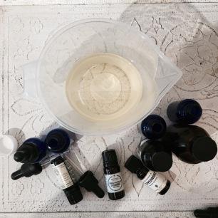 Mintyface beard oil
